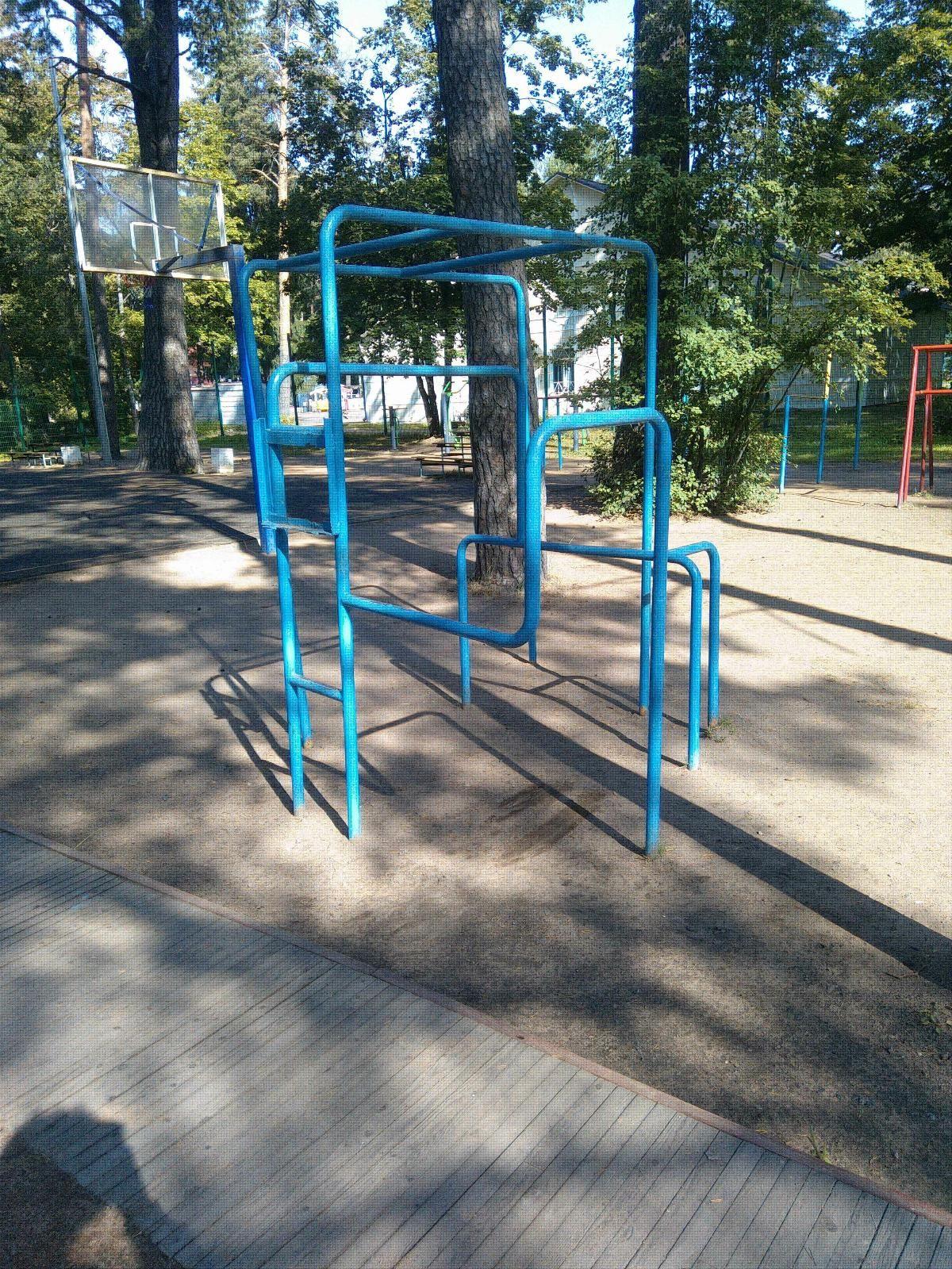Saint Petersburg - Street Workout Park - Multiparki