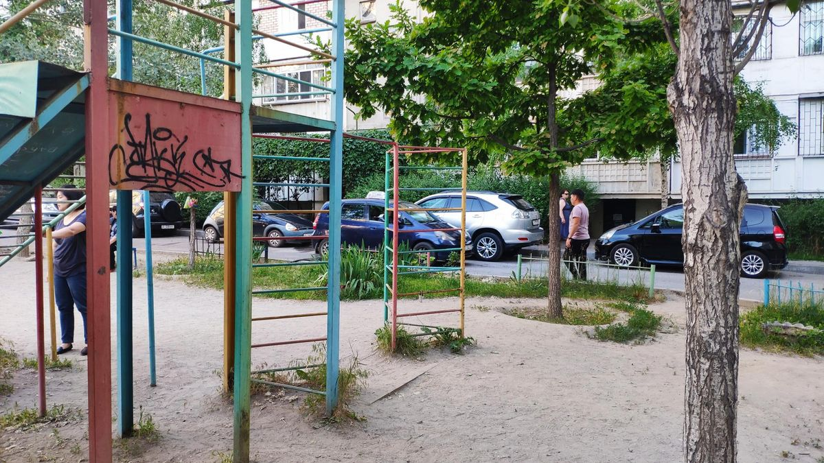 Bishkek - Fitness Park - 7 Дней