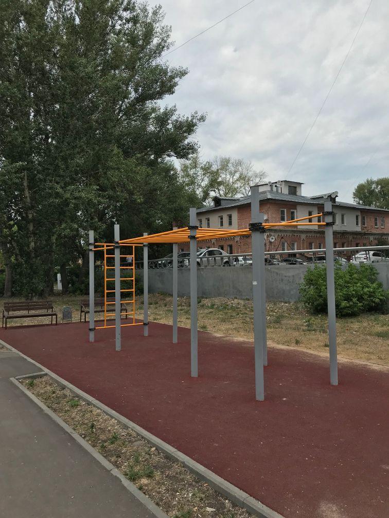 Nizhny Novgorod - Street Workout Park - Muba Radio