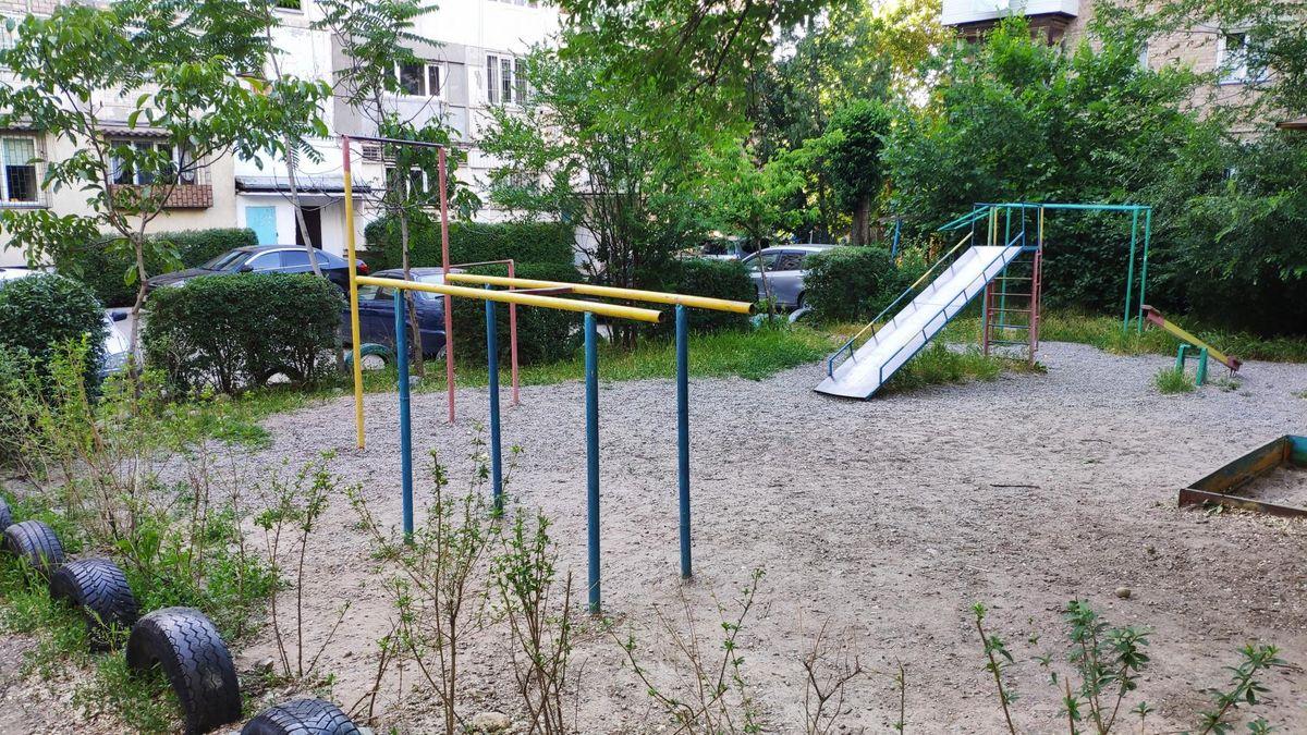 Bishkek - Fitness Park - Поликлинника #19