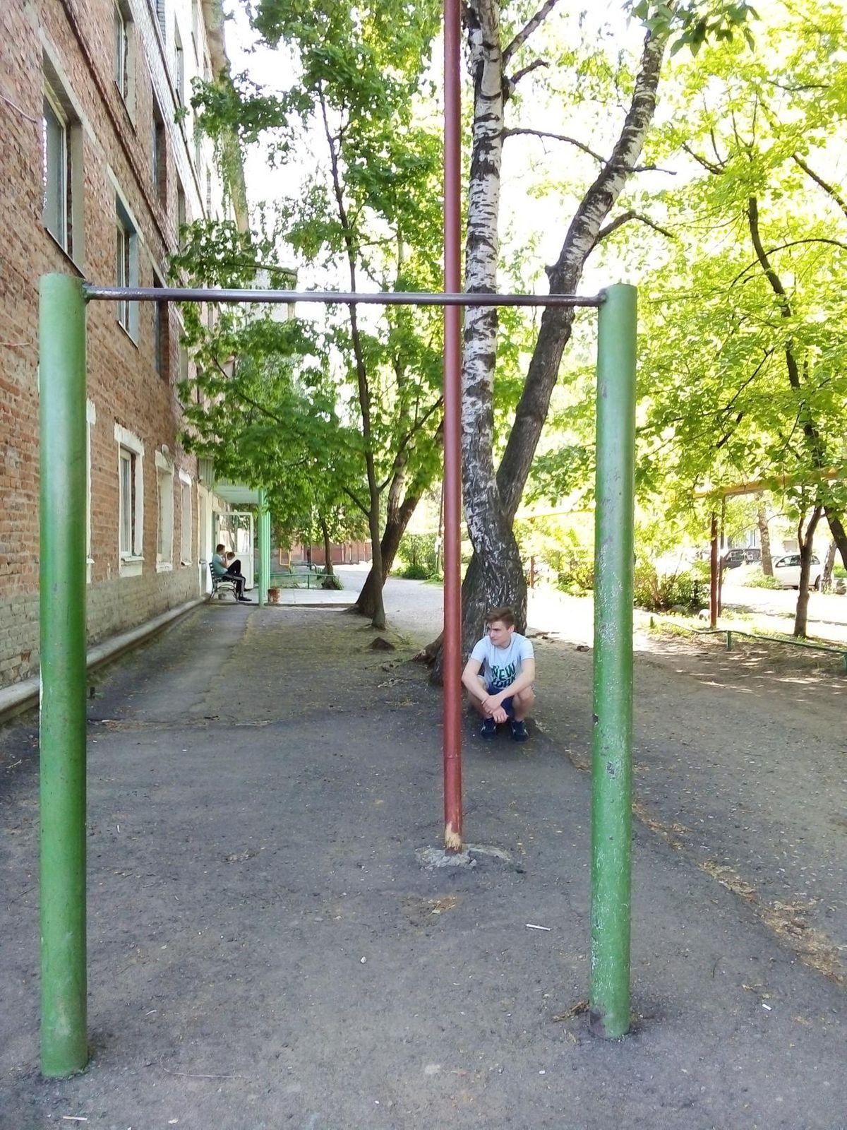 Morshansk - Calisthenics Park - Sberbank of Russia