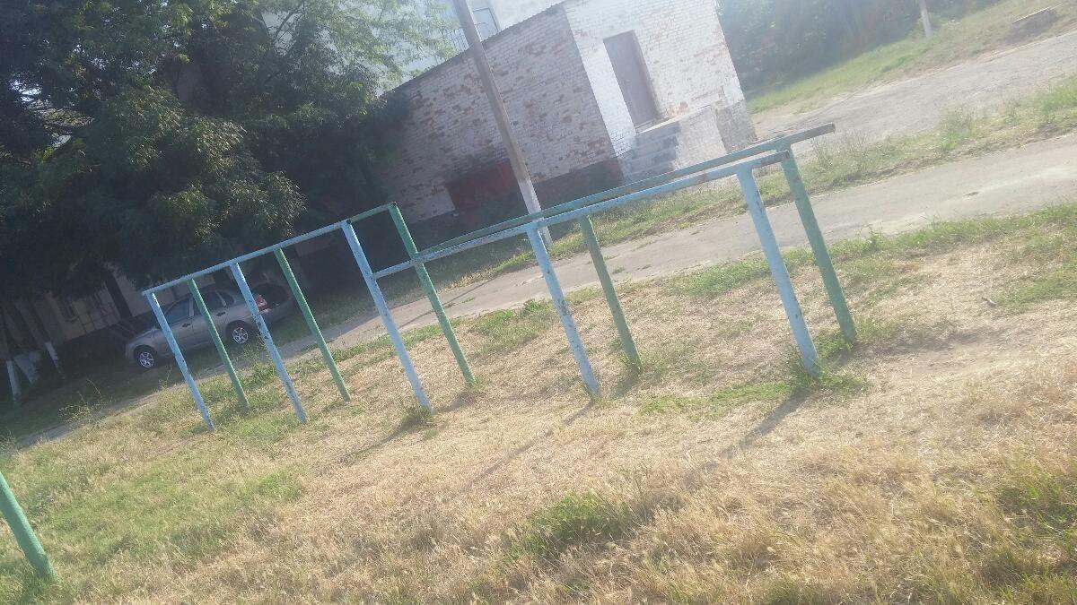 Anapa - Street Workout Park - Школьная Улица