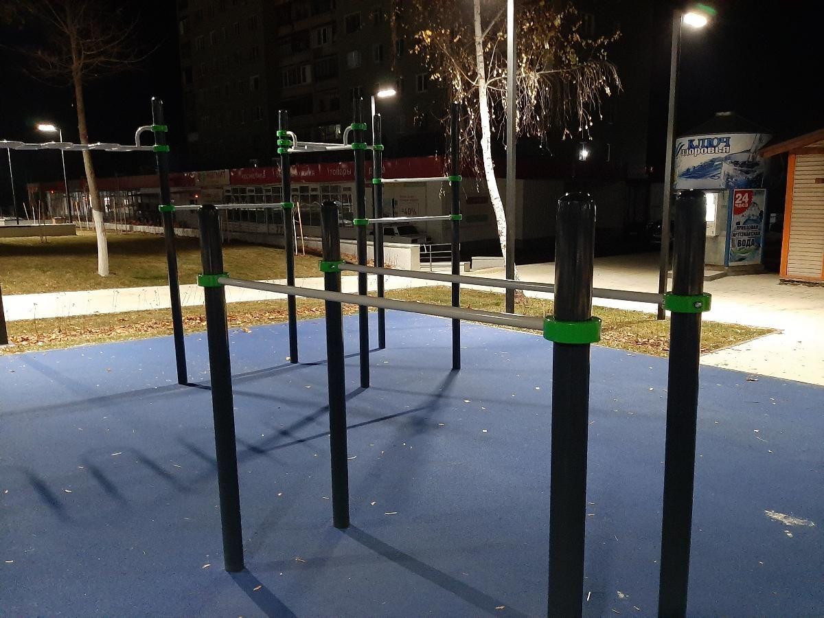 Oryol - Calisthenics Park - Почта России 302004