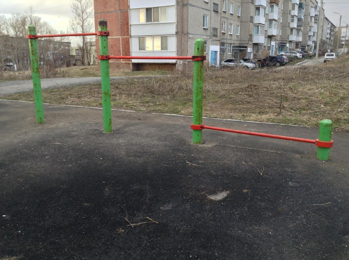 Solikamsk - Aire de Fitness - 618542