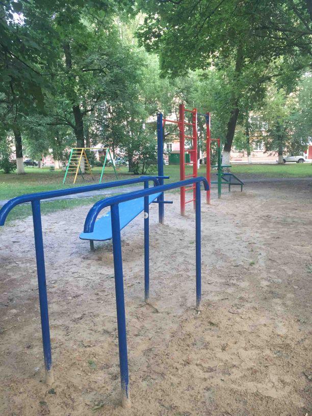 Nizhny Novgorod - Street Workout Park - Молодежный