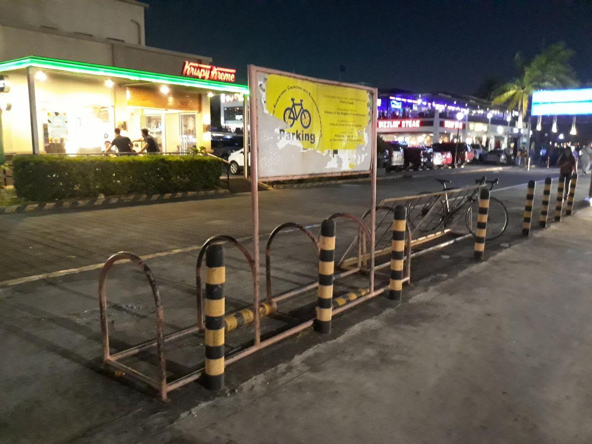 Manila - Calisthenics Gym - Krispy Kreme
