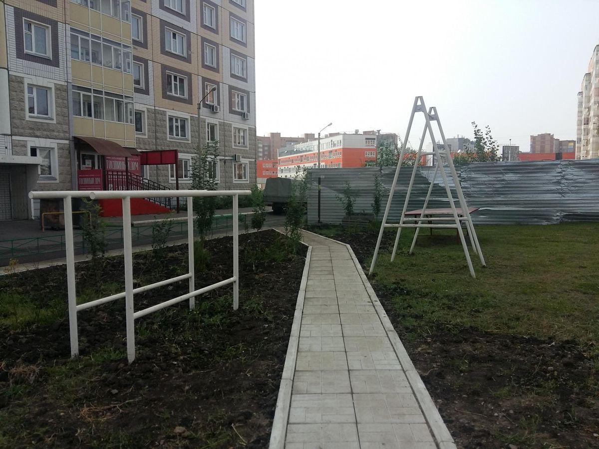 Krasnoyarsk - Street Workout Park - Алексеева 7