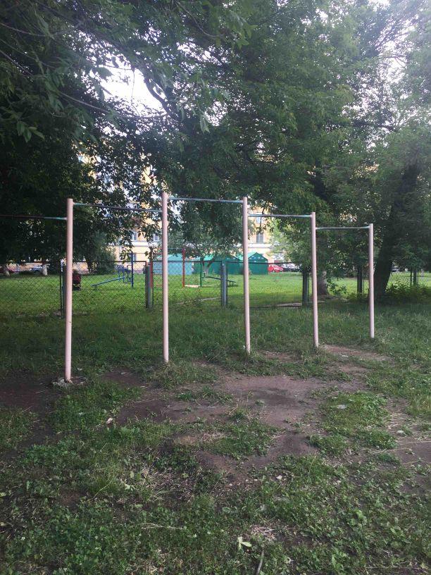 Nizhny Novgorod - Outdoor Gym - Spar