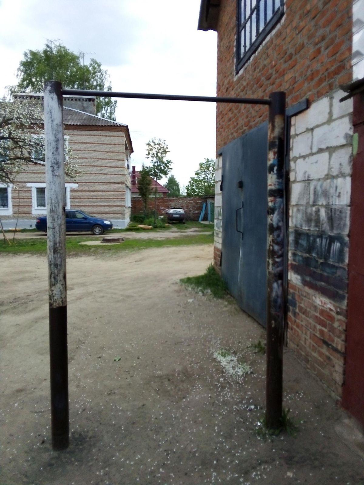 Ustinsky - Street Workout Park - 393957