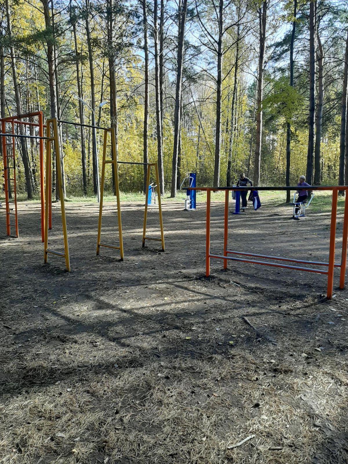 Naberezhnye Chelny - Fitness Park - Прибрежный