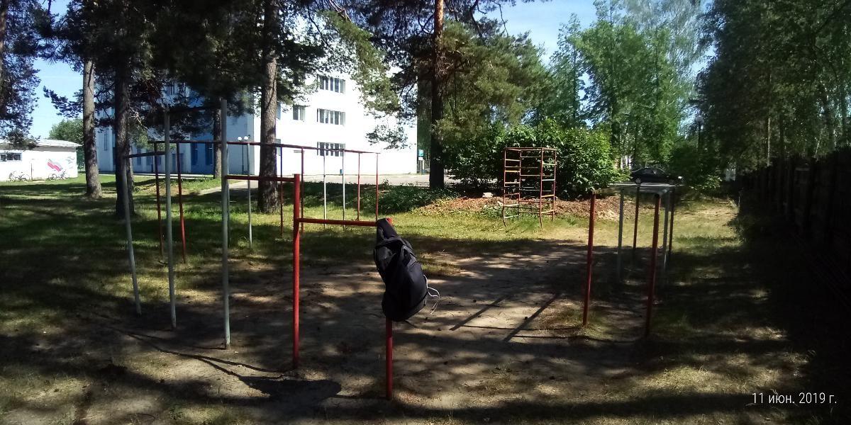 Dubna - Street Workout Park - Улица Жуковского