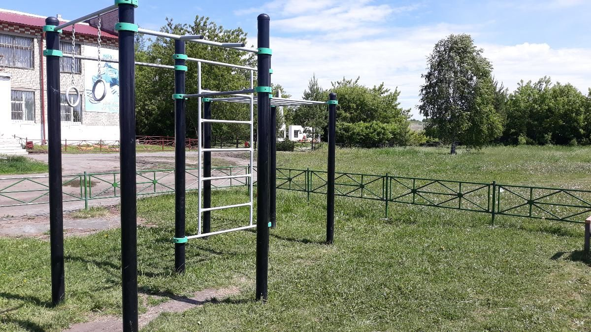 Irbitskoe - Street Workout Park - 623836
