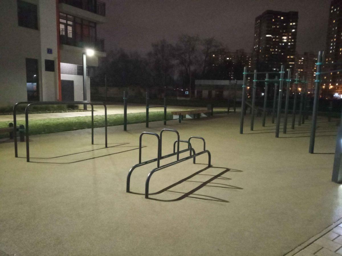Kotelniki - Fitness Park - Ул Сосновая
