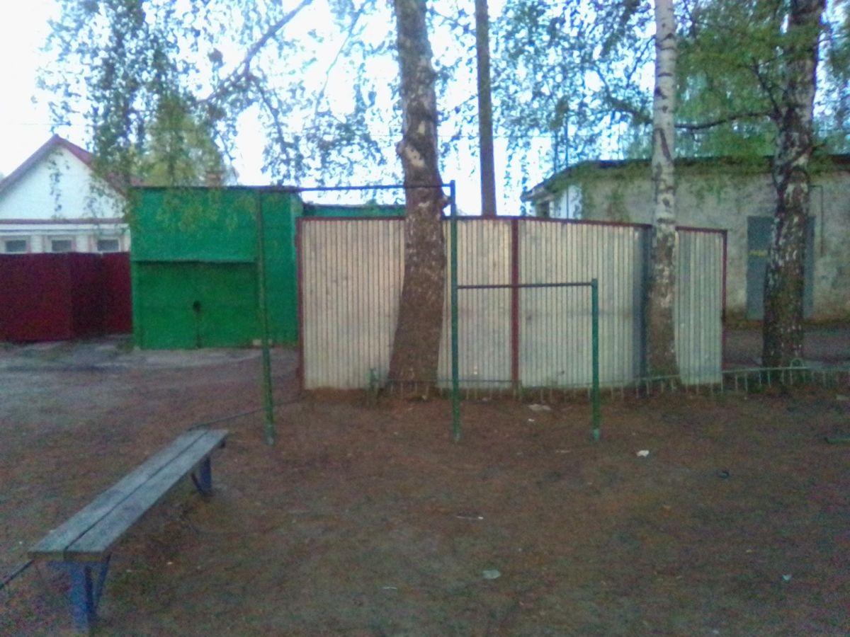 Morshansk - Aire de Fitness - 393950