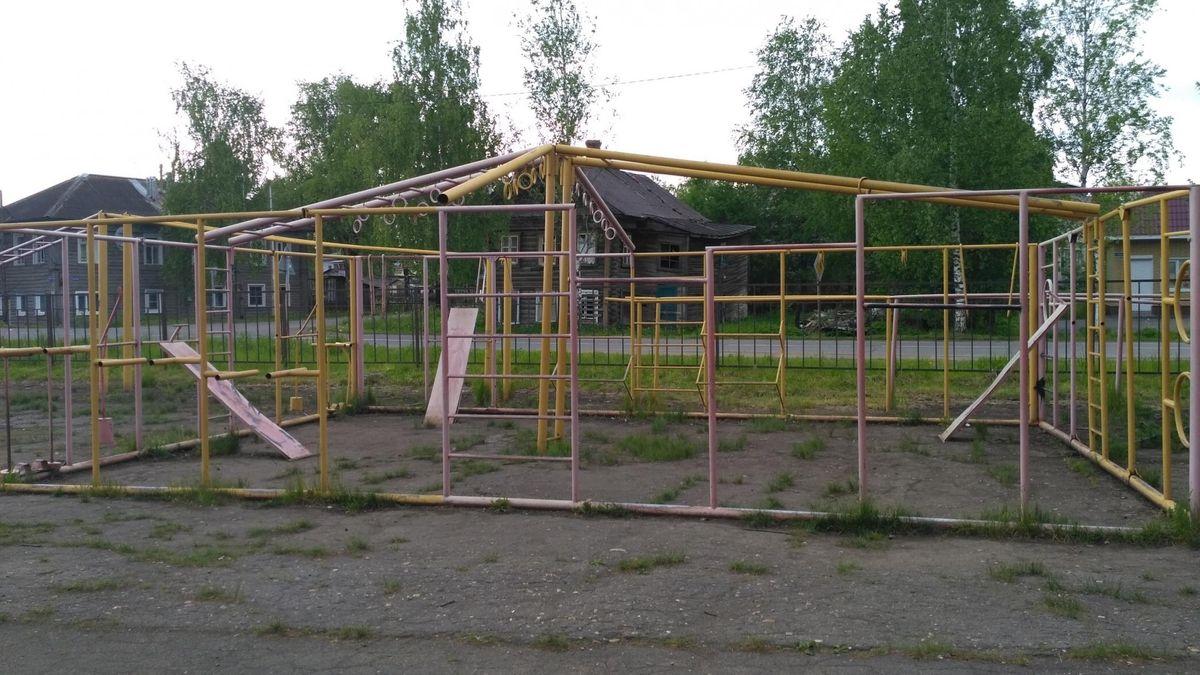 Poshekhonye - Calisthenics Park - Магнит