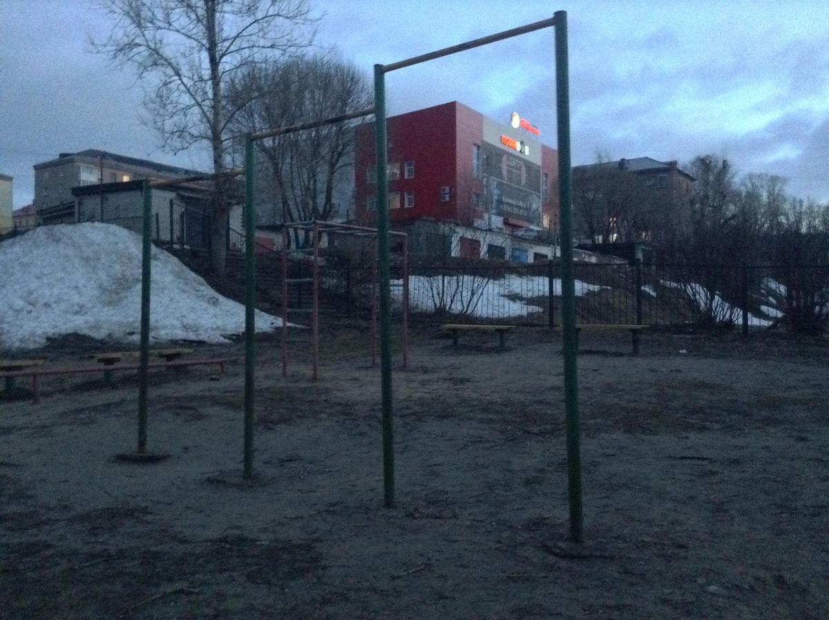 Solikamsk - Street Workout Park - 618554