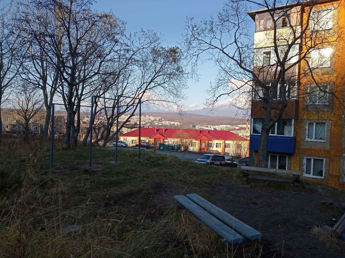 Petropavlovsk-Kamchatsky - Street Workout Park - Косметик Про