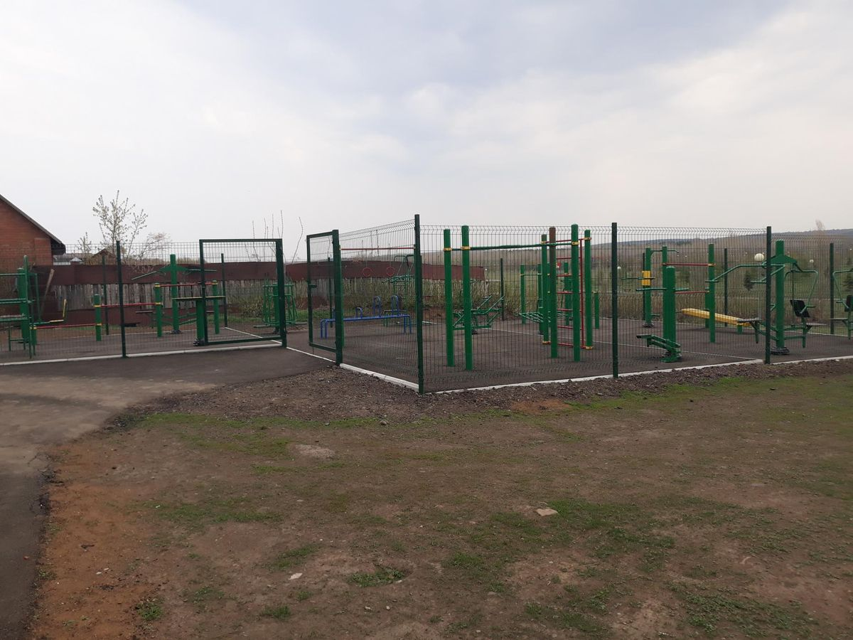 Buzuluk - Street Workout Park - 461040