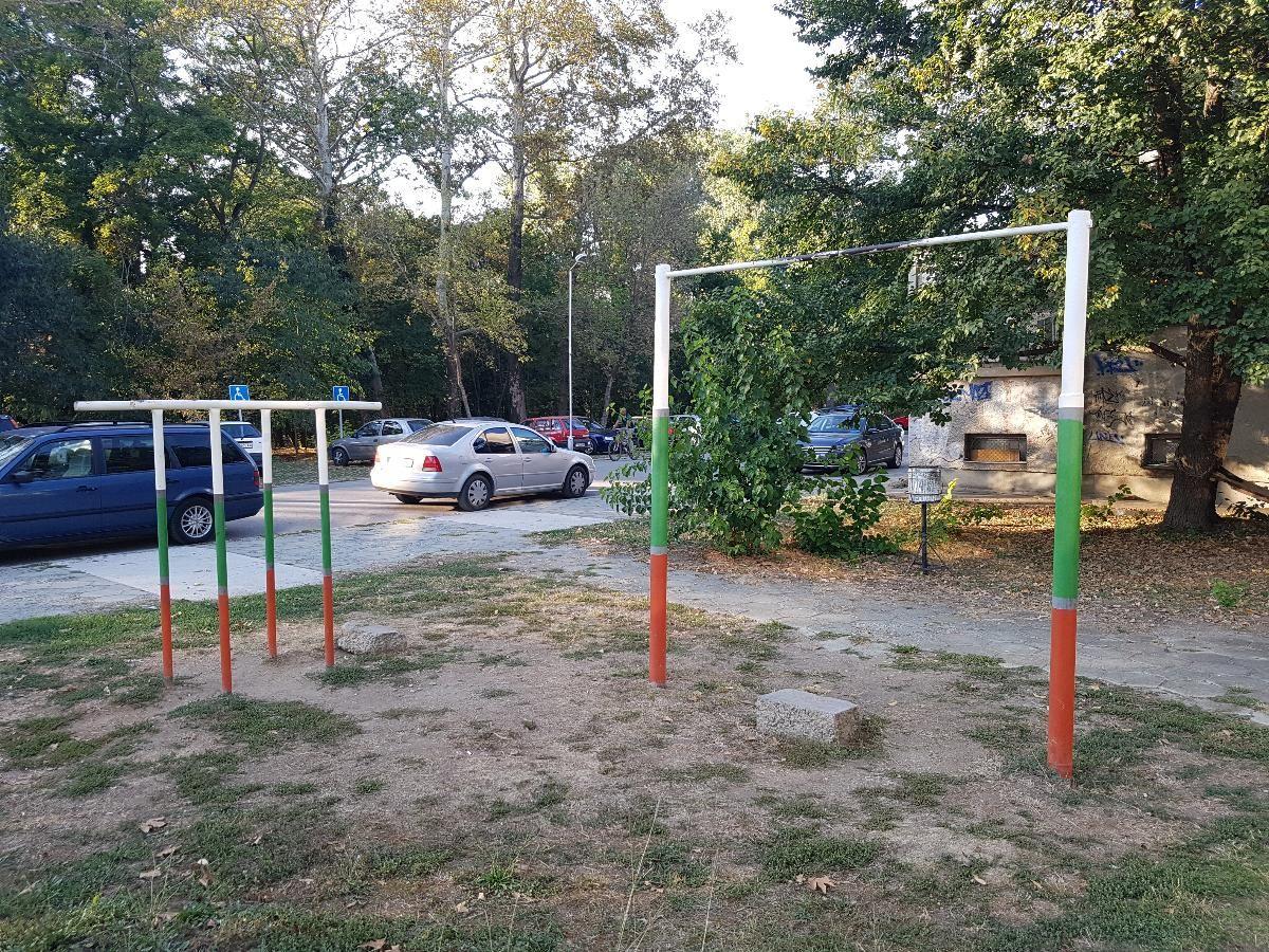 Yambol Province - Aire de Fitness - Yambol