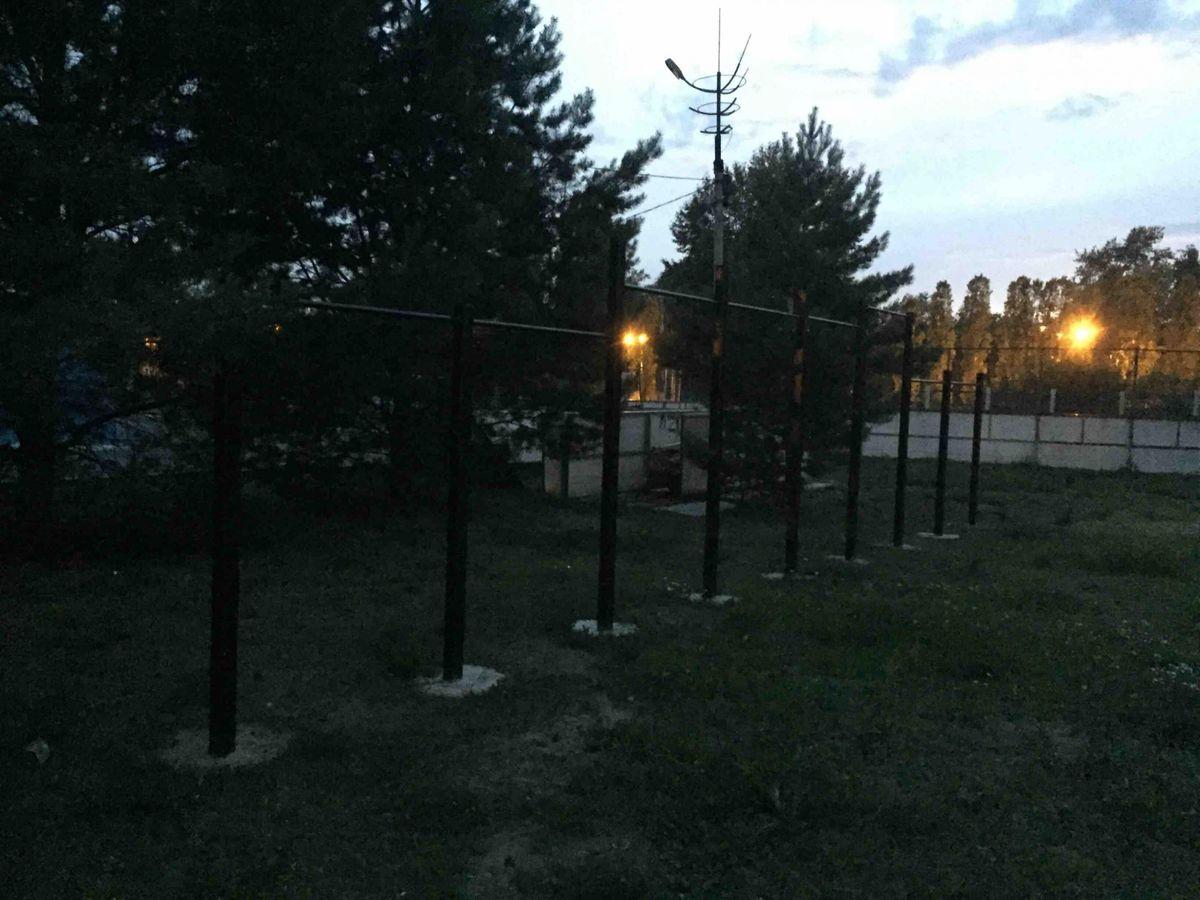 Nizhny Novgorod - Street Workout Park - ФОК  Северная Звезда