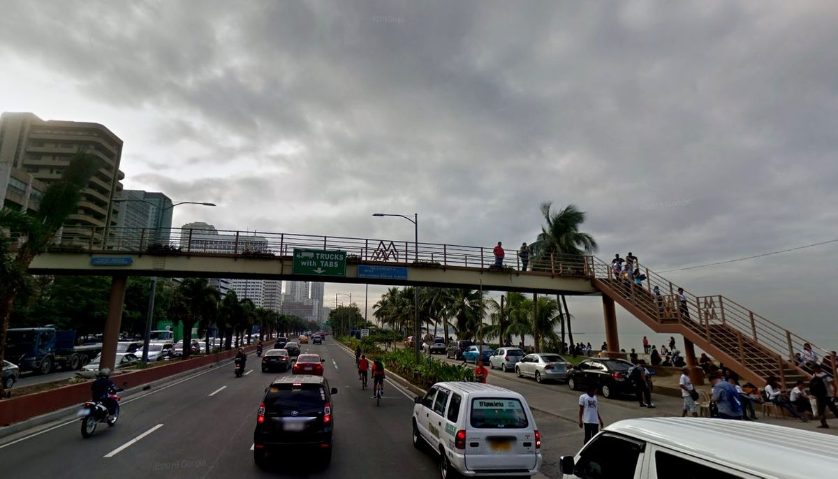 Manila - Street Workout Park - Electronics Botique