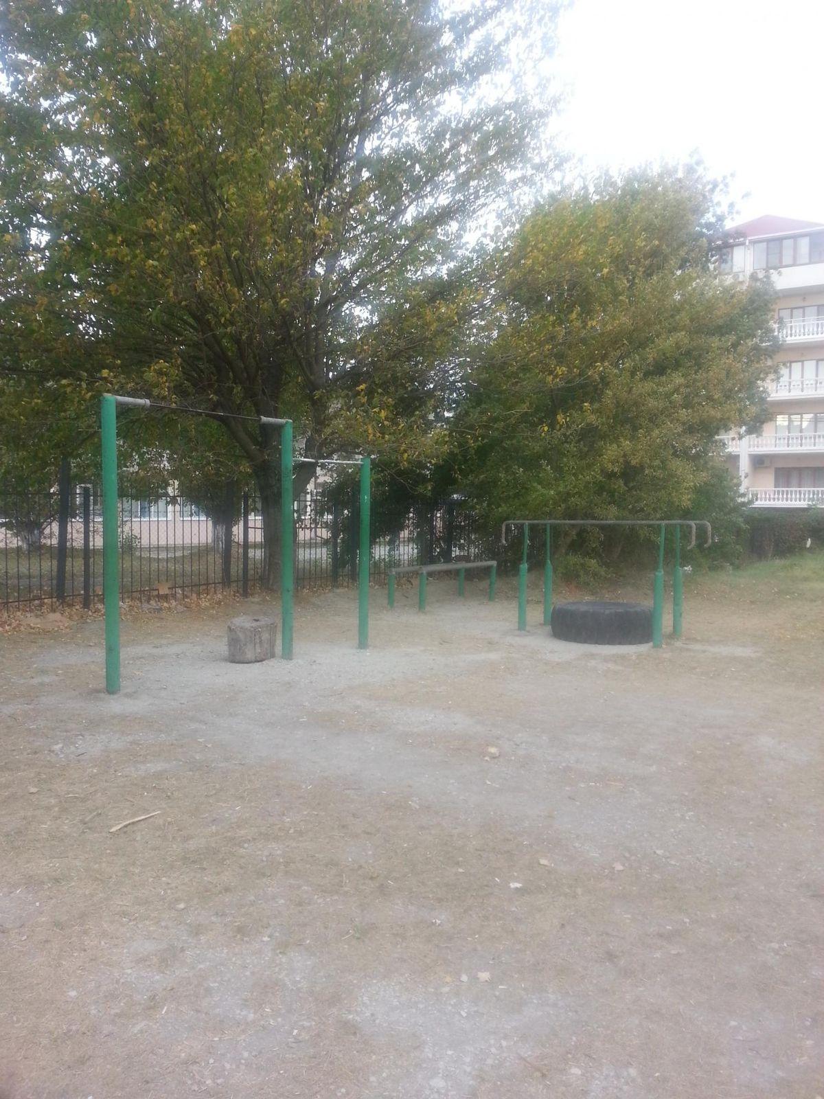 Gelendzhik - Fitness Park - Первомайский Переулок