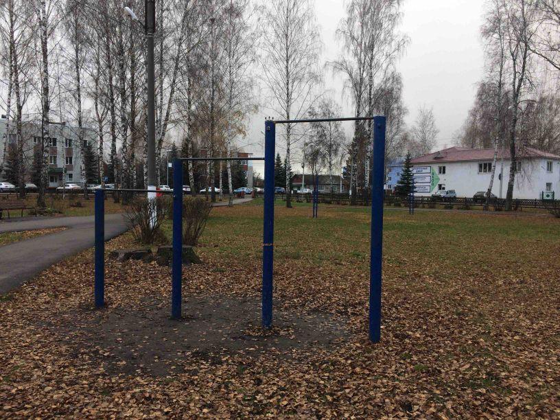 Yanaul - Street Workout Park - 452800