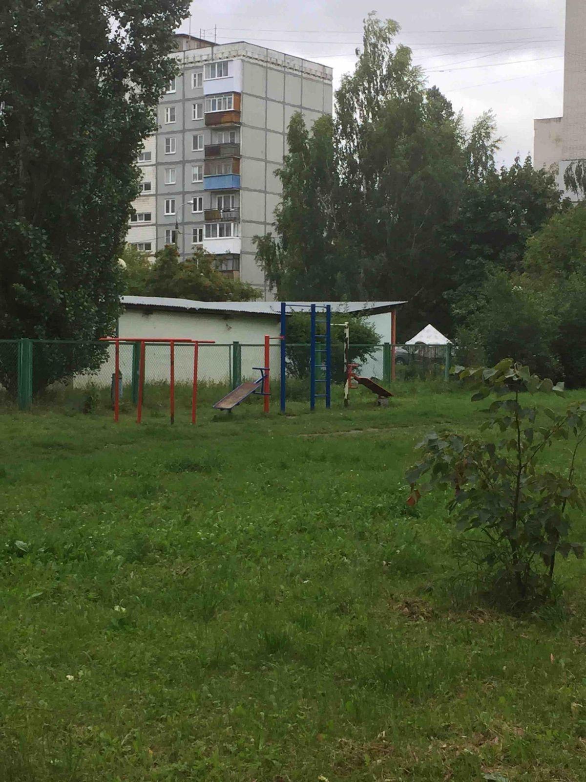 Nizhny Novgorod - Street Workout Park - Суши Тайм