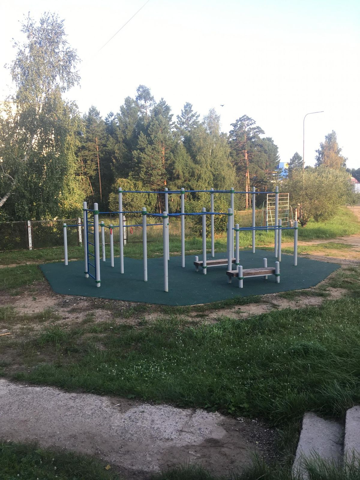 Sayansk - Calisthenics Gym - 666304