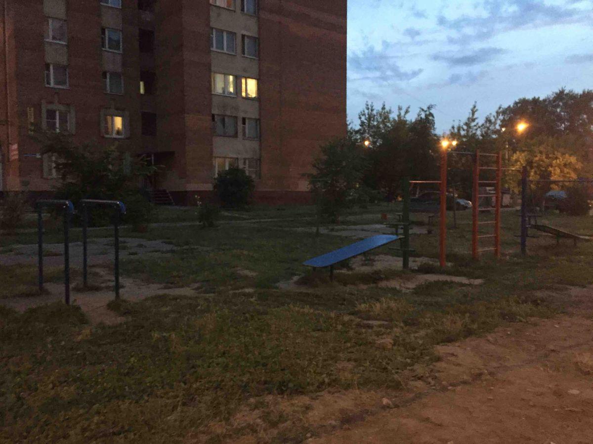 Nizhny Novgorod - Street Workout Park - Пятерочка