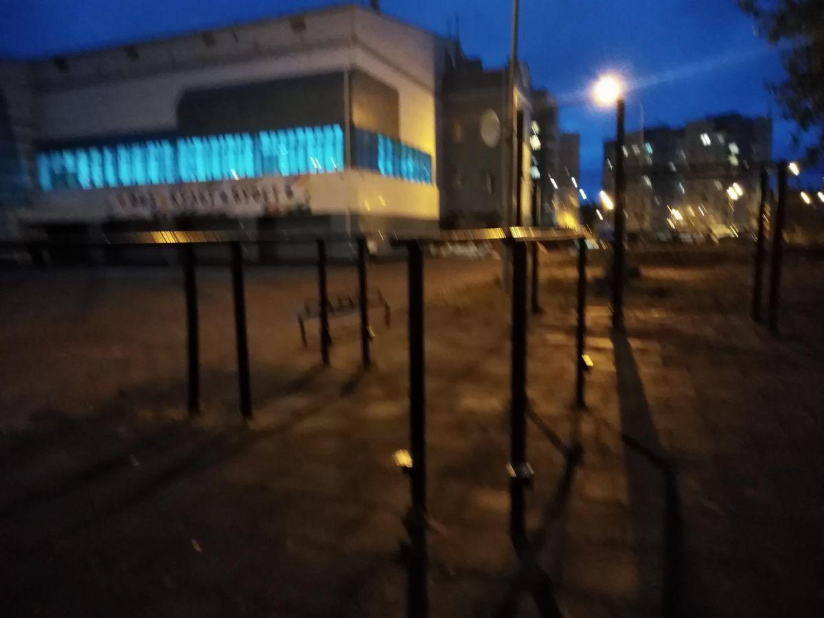 Khanty-Mansiysk - Street Workout Park - Улица Рознина