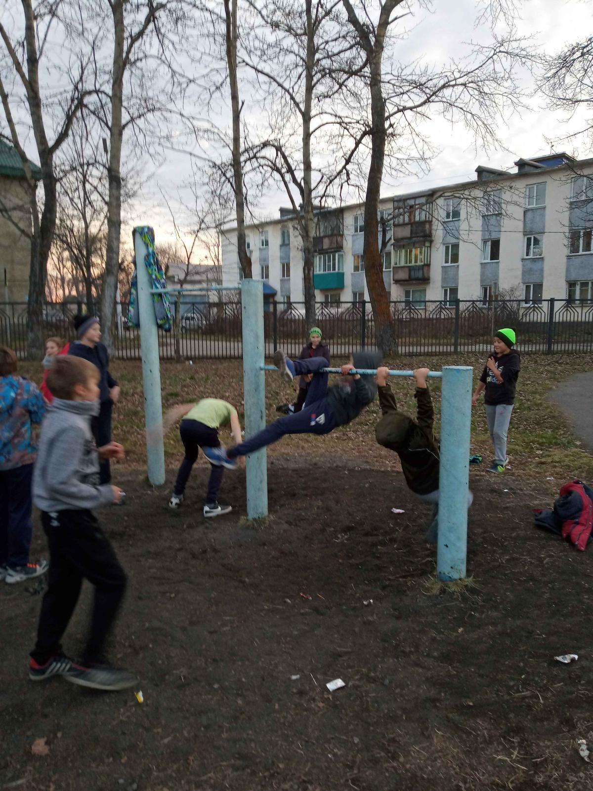 Milkovskoe - Street Workout Park - 684300