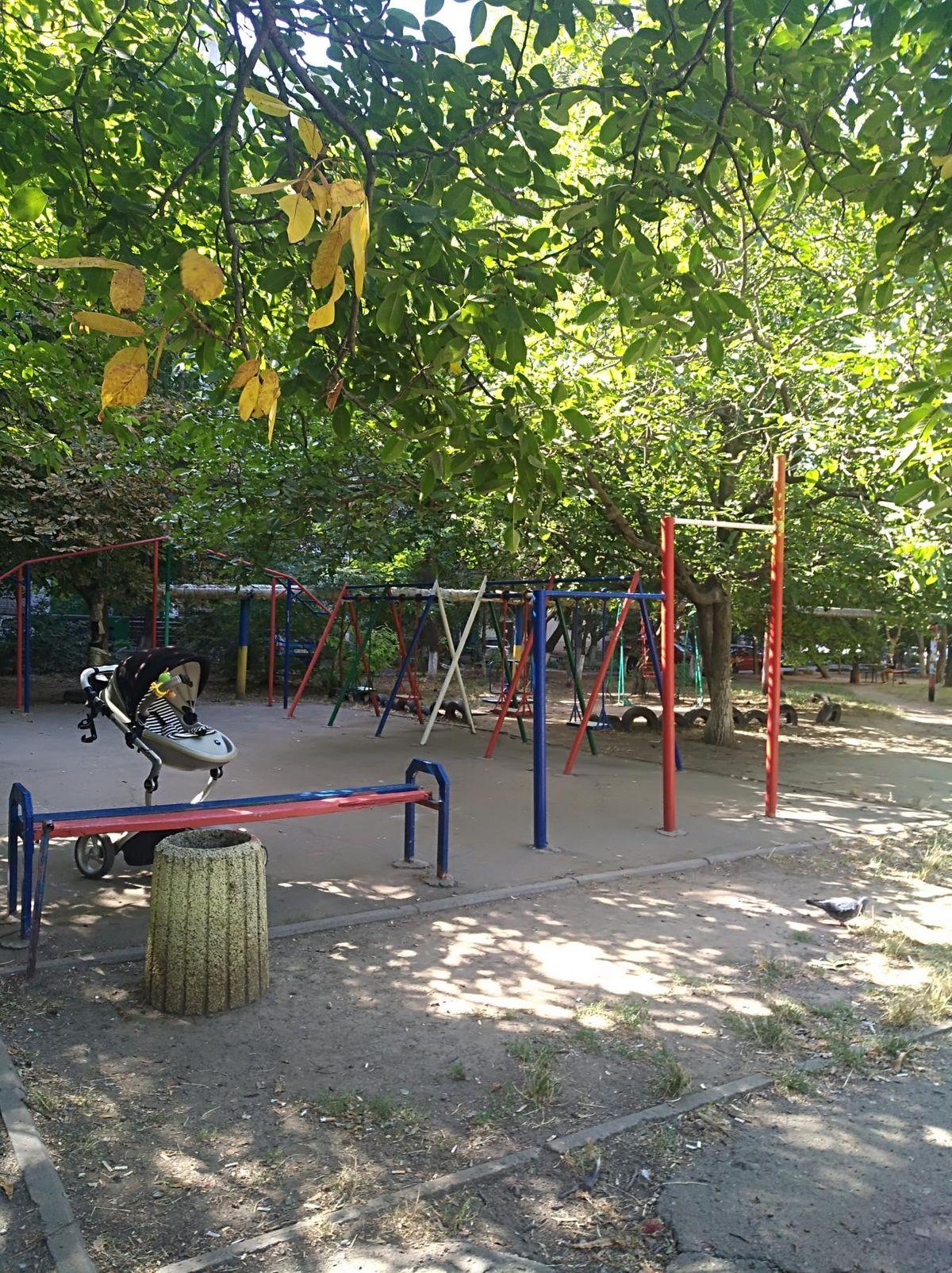 Odessa - Fitness Park - Магнус