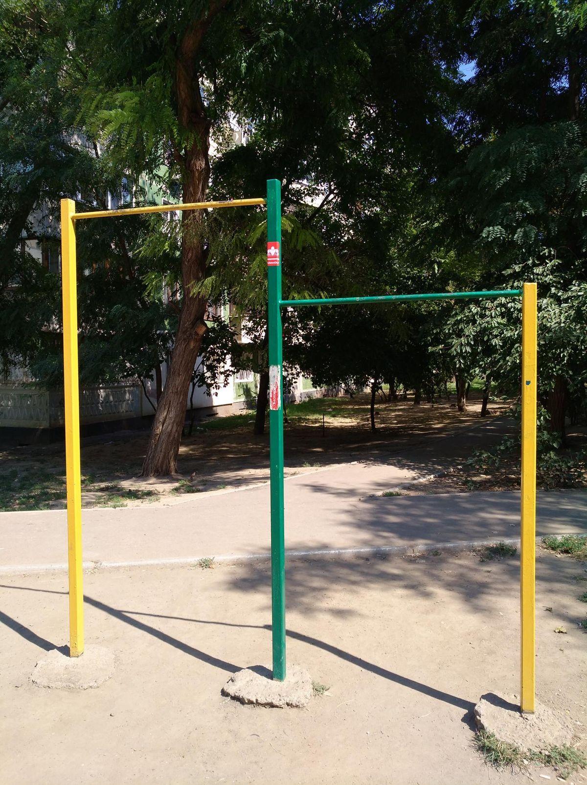 Odessa - Aire de Fitness - Ул Ак. Вильямса 75