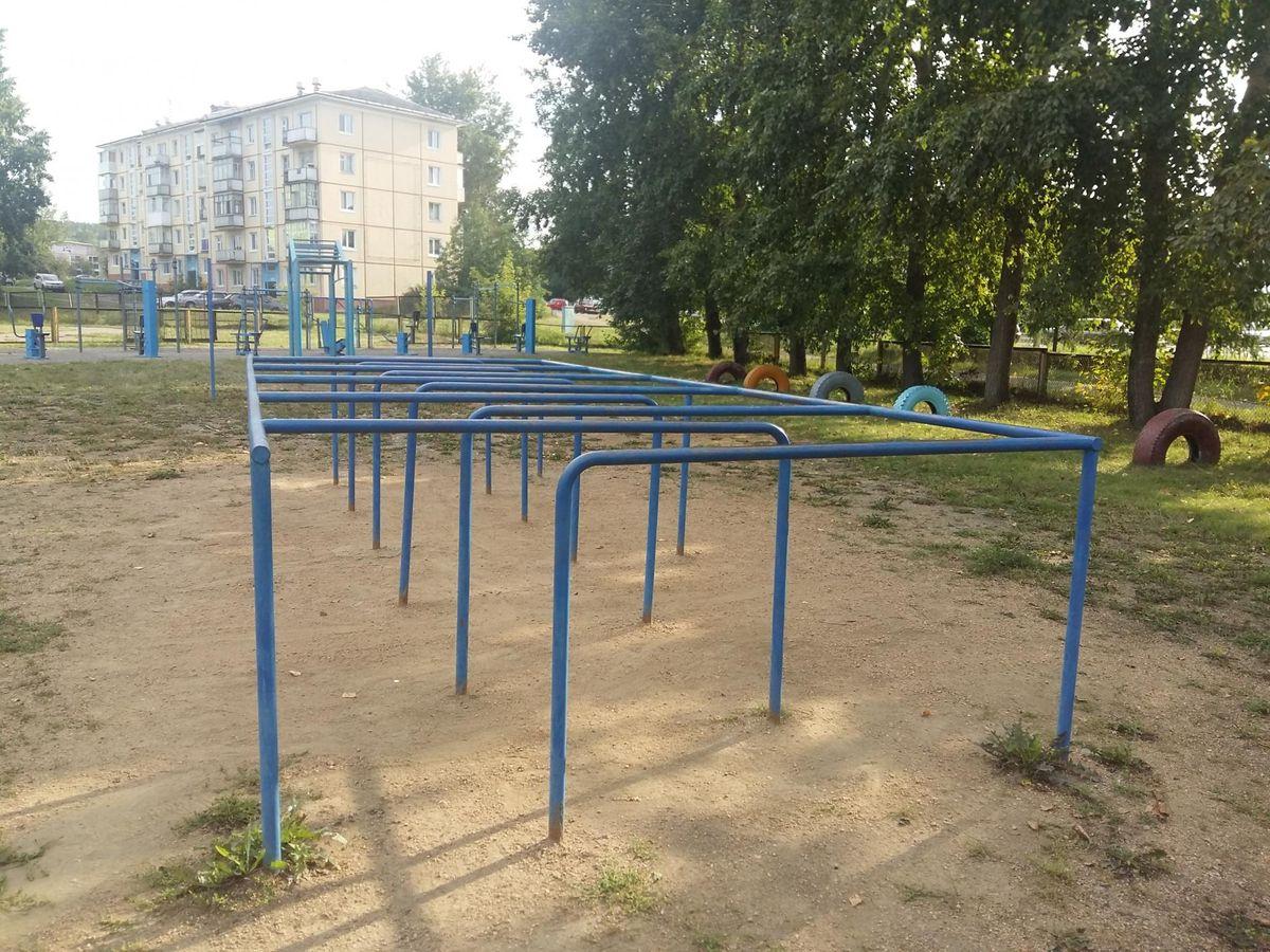 Zelenogorsk - Calisthenics Gym - Спортмастер