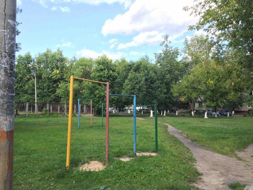 Nizhny Novgorod - Fitness Park - Subaru Club