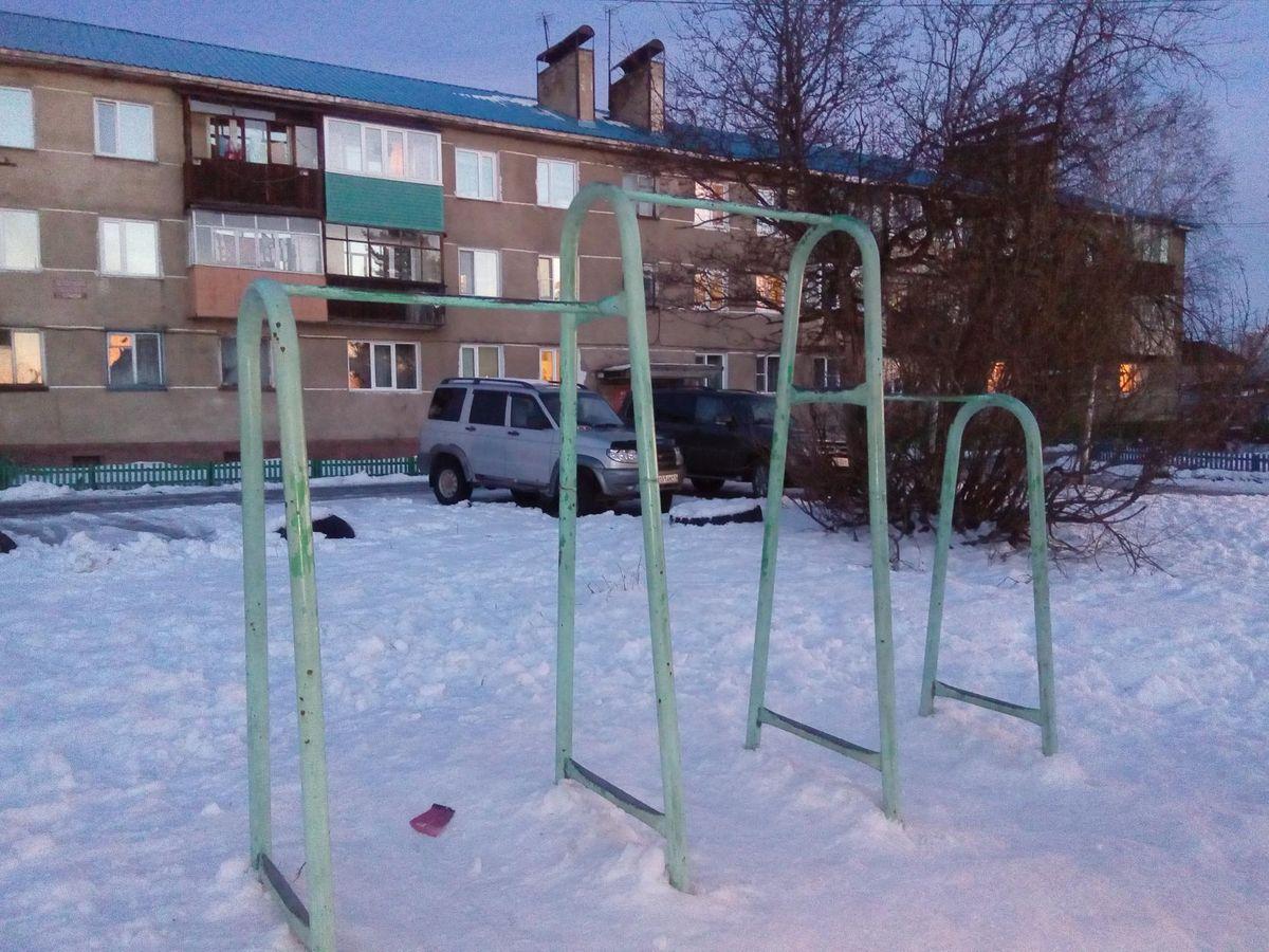 Milkovskoe - Street Workout Park - Таёжное