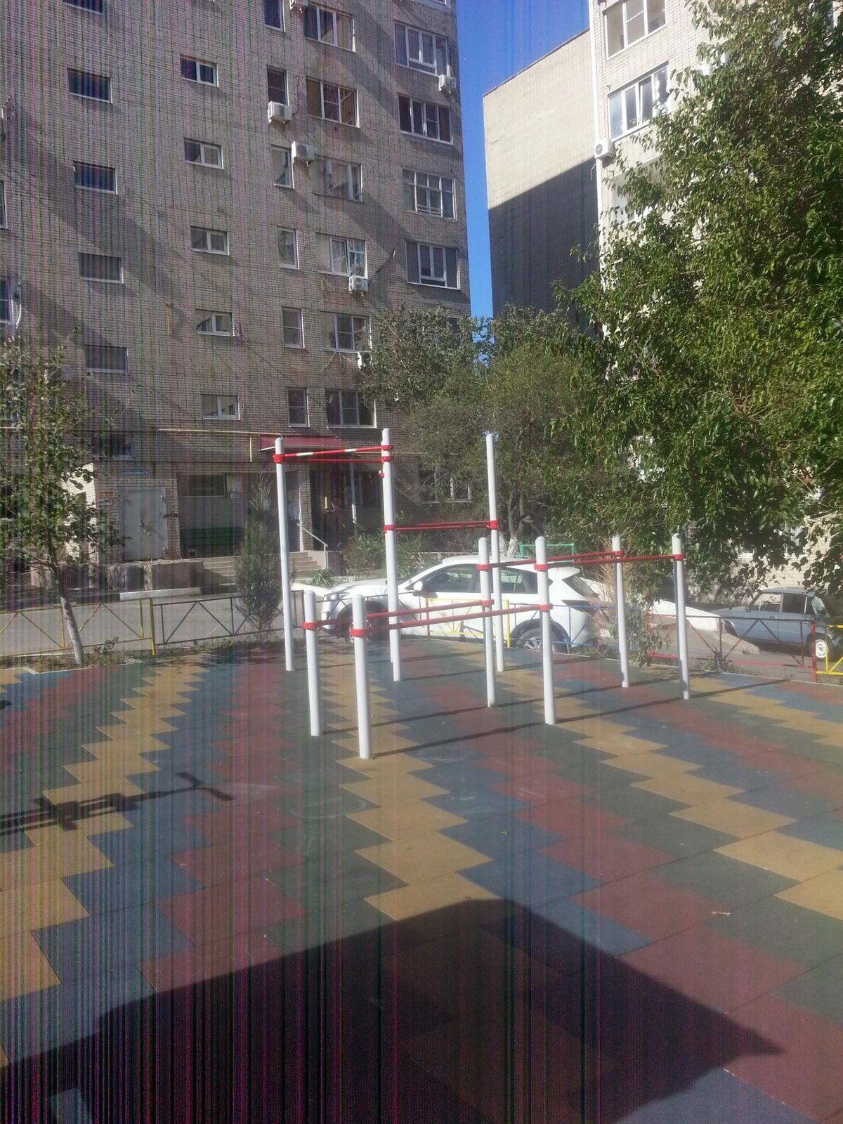 Gelendzhik - Fitness Park - Улица Леселидзе
