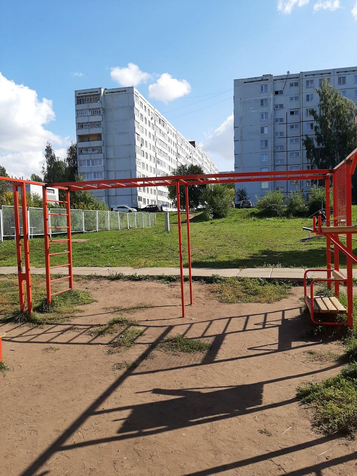 Naberezhnye Chelny - Calisthenics Park - Нур Ихлас