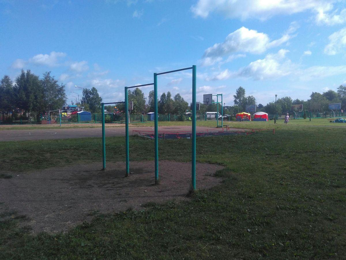 Anzhero-Sudzhensk - Fitness Park - Палата