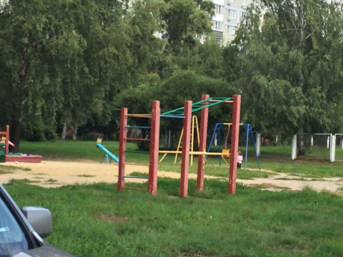 Nizhny Novgorod - Street Workout Park - Почта России 603138