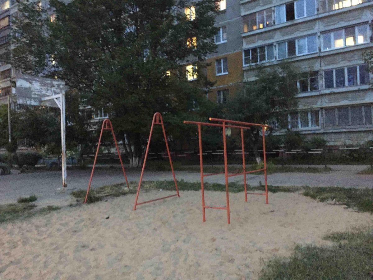 Nizhny Novgorod - Calisthenics Park - Пятерочка