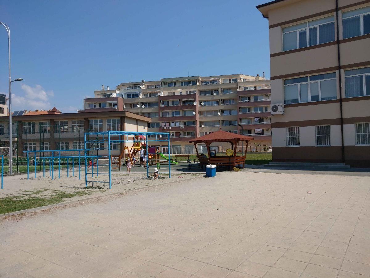 Burgas Province - Calisthenics Gym - Pomorie