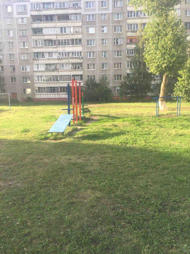 Nizhny Novgorod - Outdoor Gym - Пятерочка