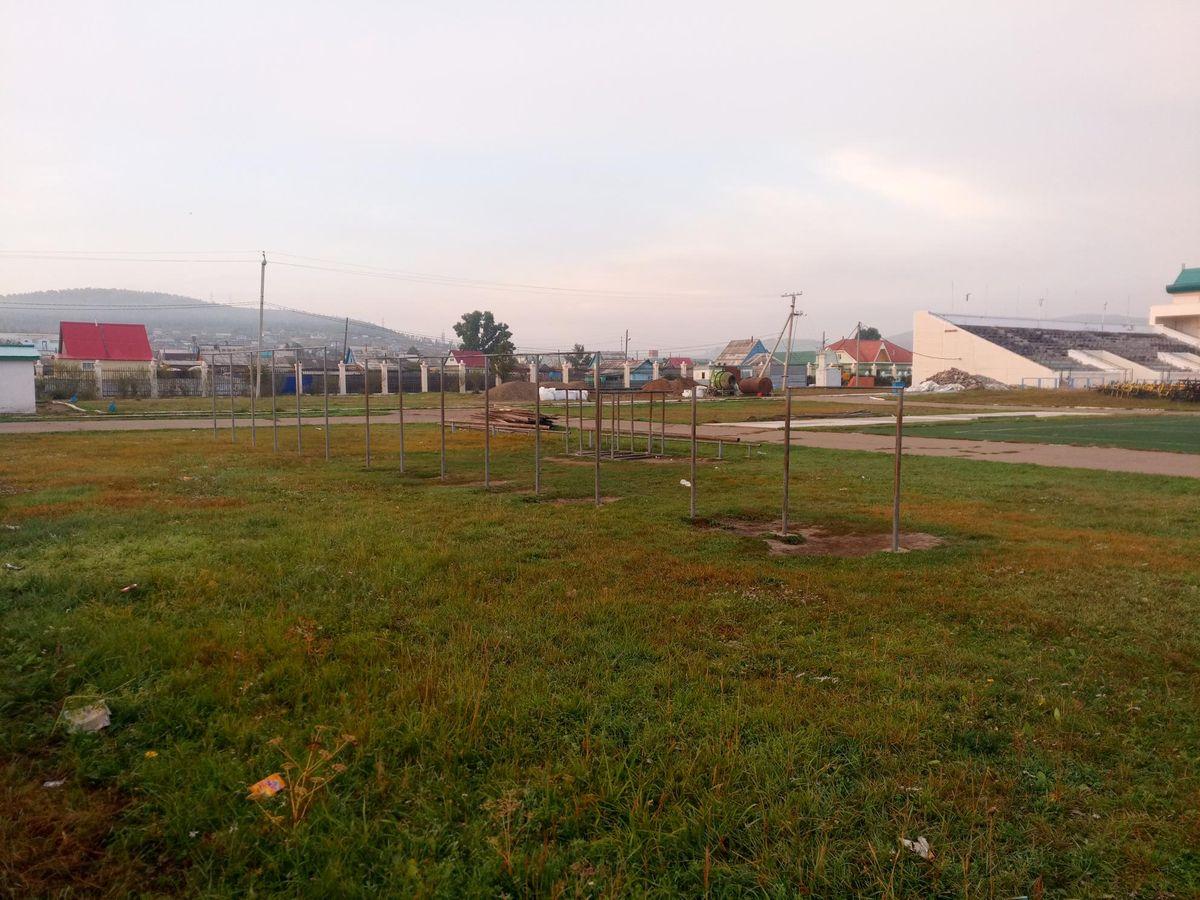 Aginskoe - Fitness Park - 687000