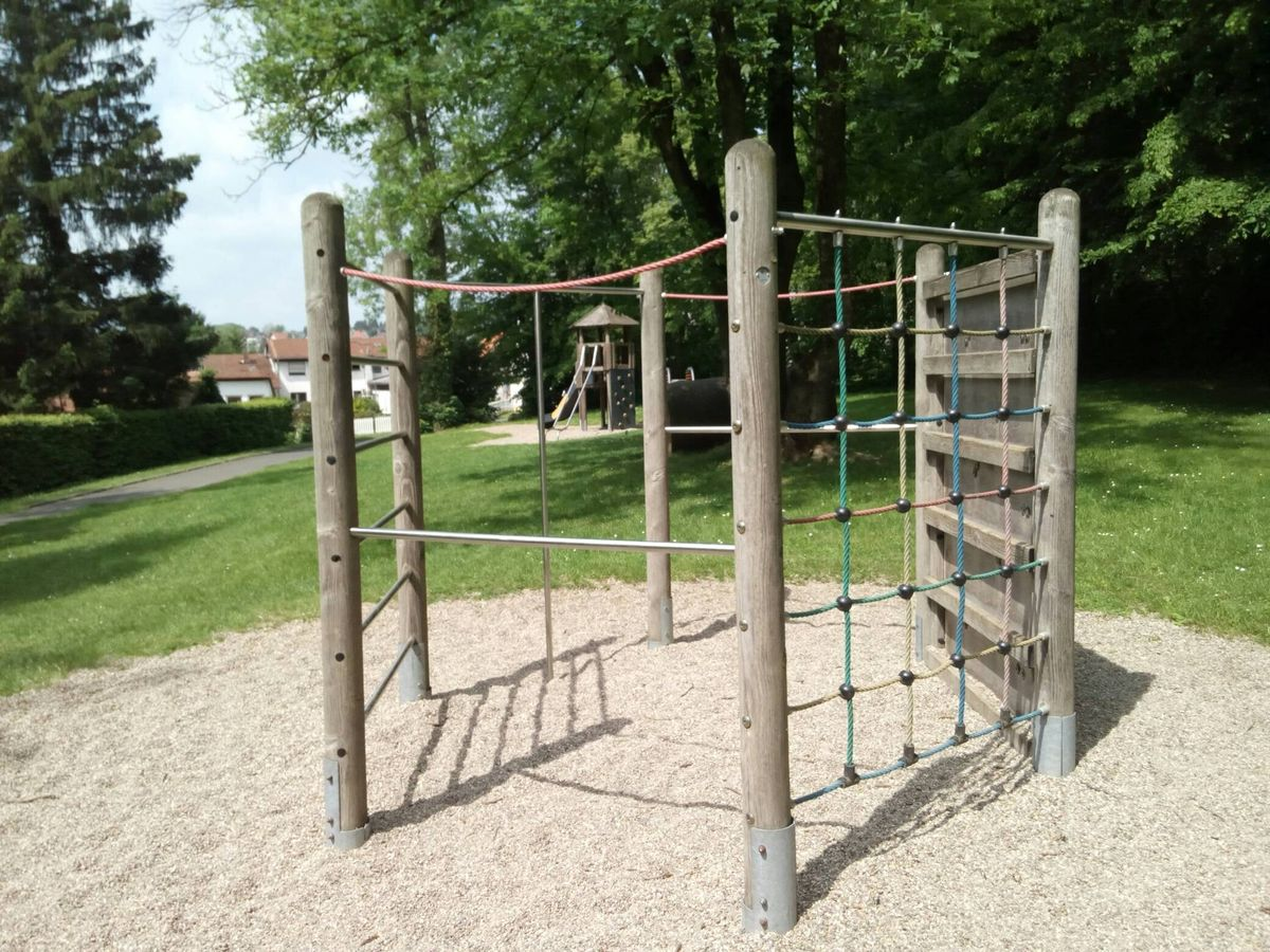 Gedern - Street Workout Park - Kolpingstraße