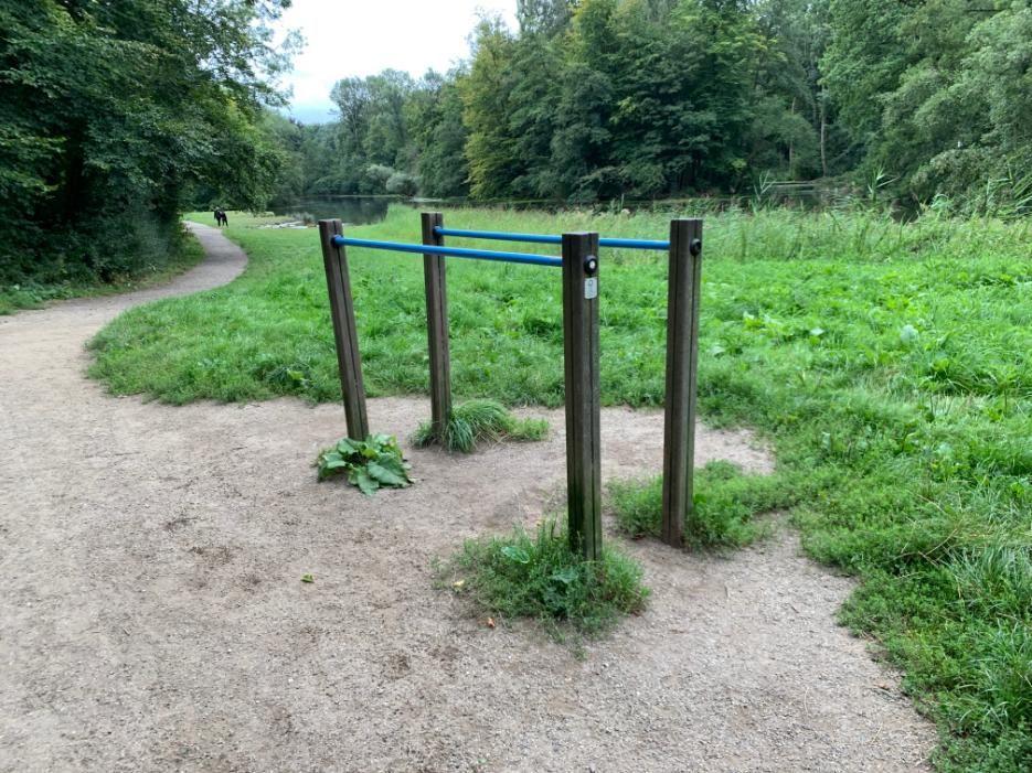 Amstelveen - Calisthenics Park - Grote Speelweide