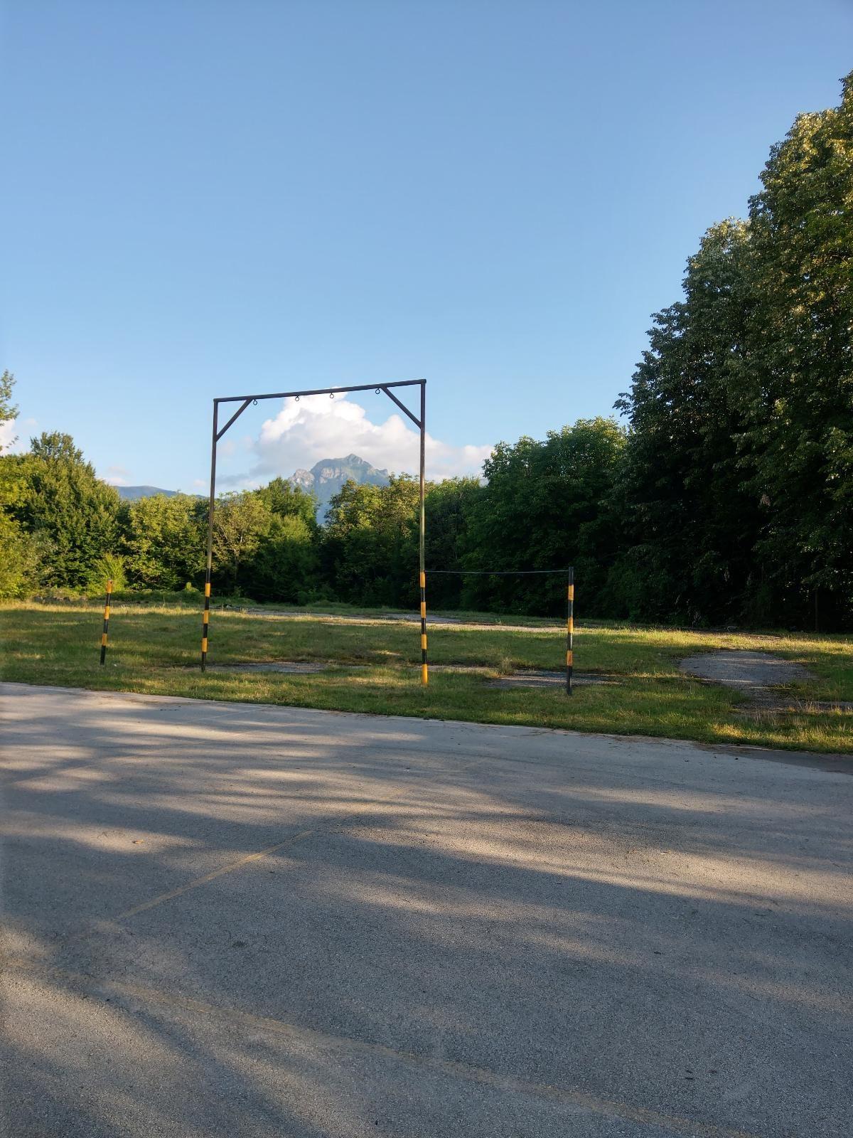 Lovech Province - Street Workout Park - Apriltsi