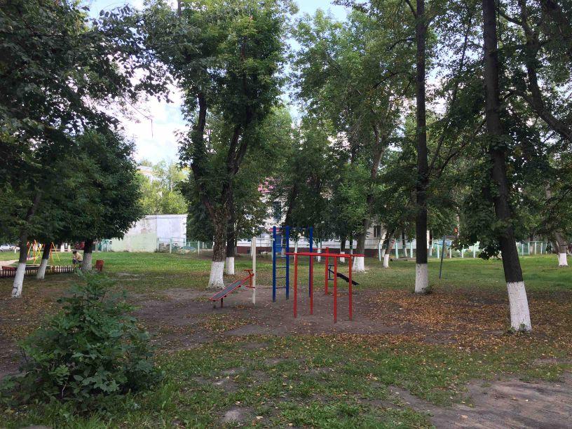 Nizhny Novgorod - Aire de Fitness - Subaru Club