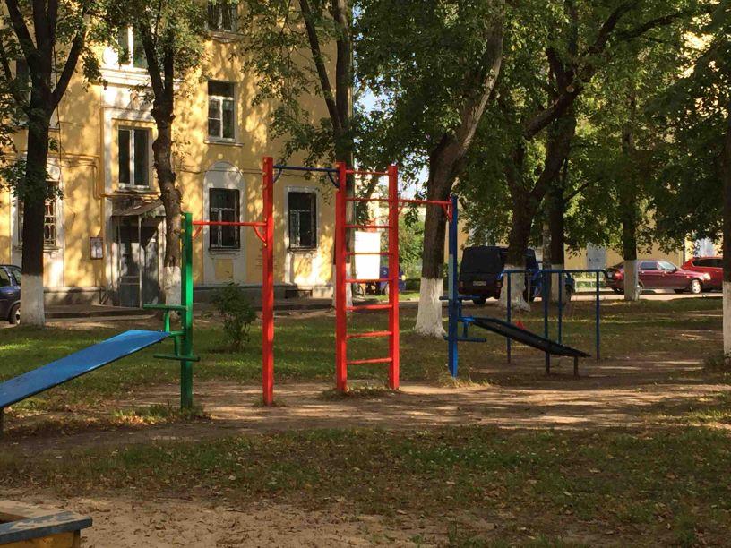 Nizhny Novgorod - Fitness Park - Sberbank of Russia